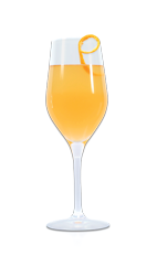 Old Jack Frost is nipping at your nose, and taste buds. The Jack Frost cocktail recipe is made from Don Q rum, Grand Marnier, simple syrup, lemon juice and sparkling wine, and served in a chilled champagne flute.