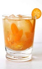 The Kumquat Ginger Caipirinha is not only a fun thing to say, it's ...