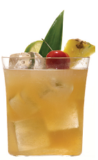 The Martinique Mai Tai cocktail recipe is made from Clement VSOP rum ...
