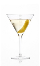 Original Dry Martini Cocktail Recipe With Picture