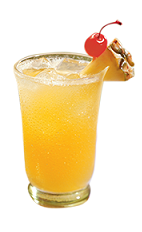 Pineapple Sparkler Cocktail Recipe With Picture