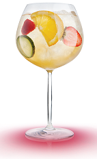 Piscine cocktail recipe with picture for Piscine wine