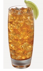 Iced tea on a hot summer day is good, but spiked with vodka is even better. The Russian Iced Tea drink recipe is made from Burnett's citrus vodka, triple sec and iced tea, and served over ice in a highball glass.