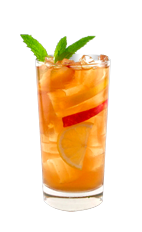 Southern peach tea cocktail recipe with picture for Vodka and iced tea drinks