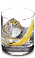 To enjoy Ketel One to its fullest, this drink is made with the fewest ingredients to achieve the maximum pleasure. The Ultimate Martini is made from Ketel One vodka and lemon, and served over ice in a rocks glass.
