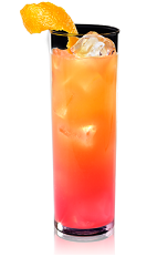 If sex on a Sunday morning is not your thing, try an X-rated sunrise. The X-Rated Sunrise cocktail recipe is an orange colored drink made from X-Rated Fusion liqueur, Espolon tequila and orange juice, and served over ice in a Collins glass.