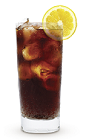 The 9 Root Beer is a brown colored drink recipe made from Cruzan 9 spiced rum, Galliano and cola, and served over ice in a highball glass.
