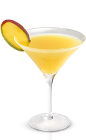 The Angel's Share is a refreshing summer tea perfect for watching the sun set on a late July evening. Made from New Amsterdam Gin, green tea, mango juice, lemon juice and sugar, and served in a chilled cocktail glass.