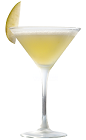 Celebrate the harvest of the famous Elqui Valley, a region of the Andes known for excellent grape production. The Apple Ginger Sour cocktail recipe blends the flavors of Chilean pisco, lemon juice, green apple, ginger and a bit of sugar, and served blended in a chilled cocktail glass.