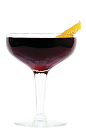 With a clear view of the western sun fading over the southern Pacific ocean, and a good cocktail in hand, oh what a sight! The Bellavista is a red colored drink recipe made from Chilean pisco, Cynar and Chilean Carmenere red wine.