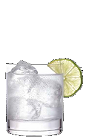 The Bubble-O 7 drink recipe is made from Three Olives bubble vodka and lemon-lime soda, and served over ice in a rocks glass.
