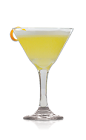Enjoy the aromas and flavors of summer, brought to life with fresh citrus from lime and orange. The Flores Daiquiri cocktail recipe is made from Don Q Limon citrus rum, elderflower liqueur, lime juice, orange juice, simple syrup, egg white and orange flower water, and served in a chilled cocktail glass.