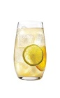 The Grand Tonic is a refreshing tall drink made from Grand Marnier, tonic water, lemon and orange, and served over ice in a highball glass.