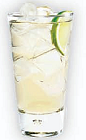 The Herradura Ginger is a relaxing summer drink made from Herradura tequila, lime juice and ginger ale, and served over ice in a highball glass.