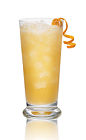 The I Dream of Nelson drink recipe is a tribute to Lord Admiral Nelson, the naval hero of the United Kingdom, freeing the high seas for British expansion. An orange colored drink made from Admiral Nelson's spiced rum and orange soda, and served over ice in a highball glass.