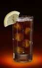 The Jager Crush is a very manly version of the Orange Crush soda. A brown colored drink made from Jagermeister and orange soda, and served over ice in a highball glass.