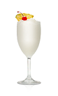 The Pina Colada is one of the most famous beach drink recipes, and Don Q makes a great rum for this classic drink. The Don Q Pina Colada cocktail is made from Don Q rum, coconut cream and pineapple juice, and served blended in a chilled glass.