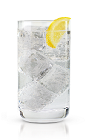The Red Berry Cooler is a clear colored drink made from New Amsterdam Red Berry vodka and Sprite or 7-Up, and served over ice in a highball glass.