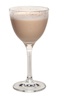 The Root Beer Alexander is a modern variation of the classic Alexander Cocktail. Made from Smirnoff Root Beer vodka, dark creme de cacao and milk, and served in a chilled cocktail glass.