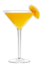 The Wild Ginger is a classy Kentucky cocktail; an orange cocktail made from Wild Turkey bourbon, mango nectar, ginger ale and ginger syrup, and served in a chilled cocktail glass.