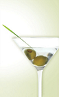 The Zutini cocktail deviates from the classic vodka martini in using Zubrowka Bison Grass vodka and dry vermouth to create a must-taste cocktail.