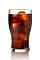 The Drunken Float is a refreshing variation of the classic root beer float drink recipe. Made from Admiral Nelson's vanilla rum and root beer, and served over ice in a highball glass.